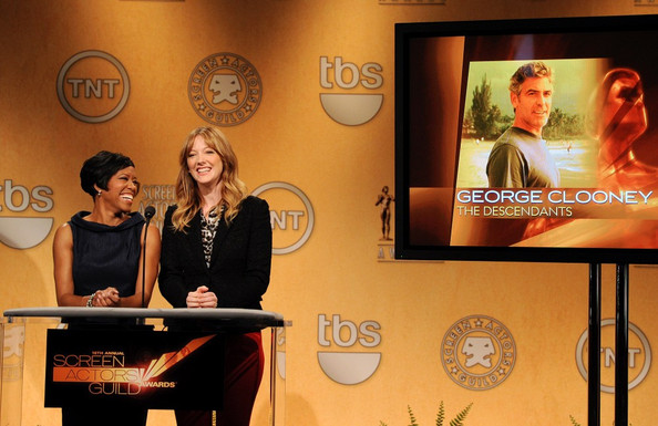 George Clooney, Michelle Williams, Kate Winslet Among 2011 SAG Nominees 18th+Annual+SAG+Awards+Nominations+AdP3PDWDdqPl