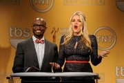 Taye Diggs Busy Philipps Photos Photo