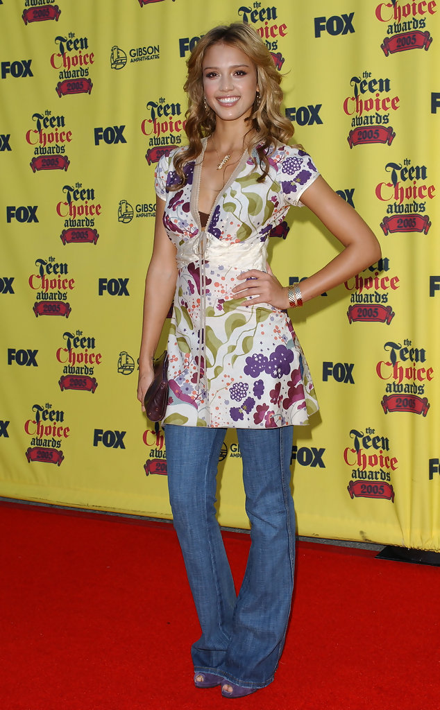 The 2005 Teen Choice Awards - Arrivals.Gibson Amphitheatre, Universal City, CA.August 14, 2005.