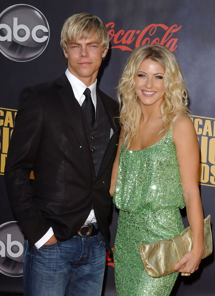 Julianne Hough and Derek Hough Photos Photos - 2007 ...