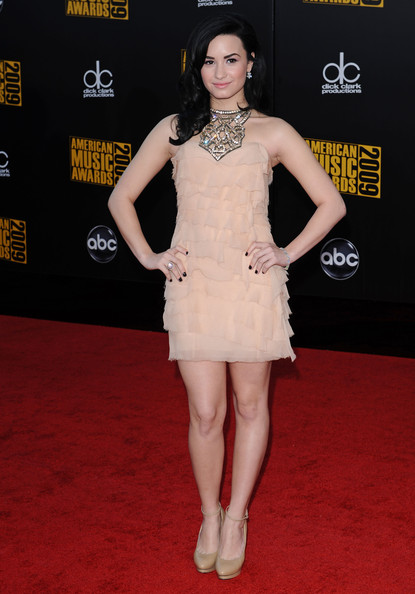 2009 American Music Awards - Arrivals.Nokia Theatre L.A. Live, Los Angeles, CA.November 22, 2009.