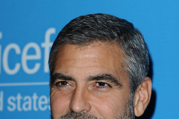George Clooney 2009 UNICEF Ball