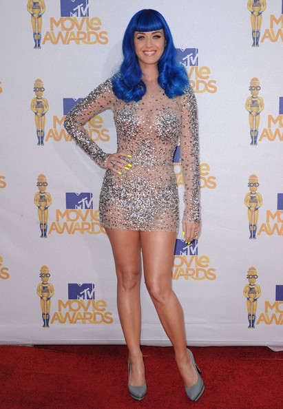 Katy perry pictures 2010 mtv movie awards