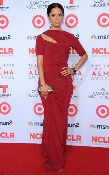 2013 NCLR ALMA Awards..The Pasadena Civic Auditorium, Pasadena, CA..September 27, 2013..Job: 130927A1..(Photo by Axelle Woussen/Bauer-Griffin)..Pictured: Rocsi Diaz.