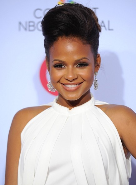 2013 NCLR ALMA Awards..The Pasadena Civic Auditorium, Pasadena, CA..September 27, 2013..Job: 130927A1..(Photo by Axelle Woussen/Bauer-Griffin)..Pictured: Christina Milian.