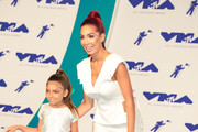 Farrah Abraham is seen attending the 2017 MTV Video Music Awards at The Forum in Los Angeles, California.