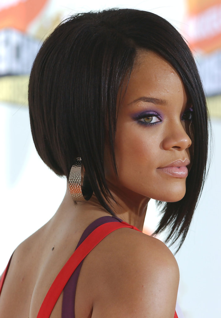 short haircuts for black ladies rihanna photos photos 20th annual choice awards 3527 | 20th Annual Kids Choice Awards BxZh9TMQxy8x