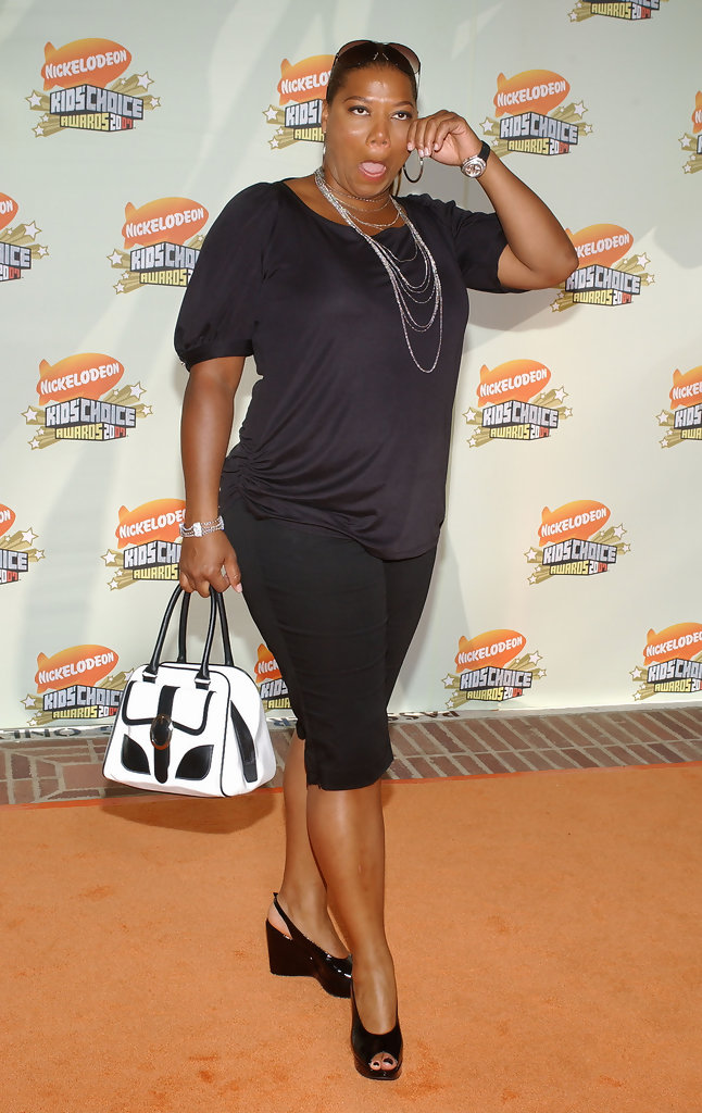 Queen Latifah Claims Im Ready After Exposing Her Huge