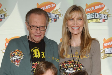Larry King Cannon King 20th Annual Kids' Choice Awards