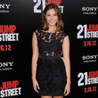 Chanel Celaya Stars at the '21 Jump Street' Premiere