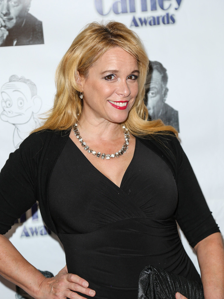 Chase Masterson at the 2nd Annual Carney Awards in Beverly ...