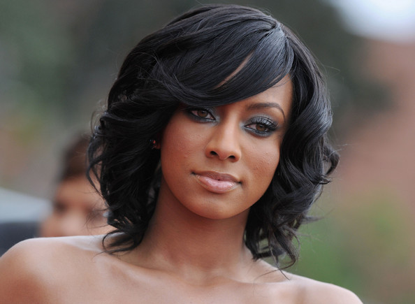 Terrific Keri Hilson 2010 Prom Hairstyle Ideas Celebrity Prom Hairstyles Short Hairstyles For Black Women Fulllsitofus