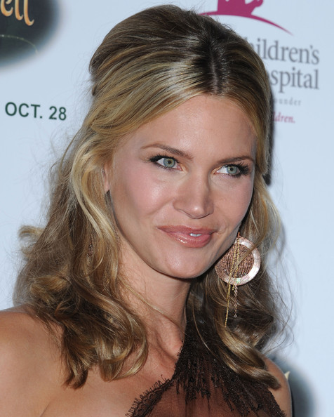 Natasha+Henstridge in 5th Annual Runway For Life