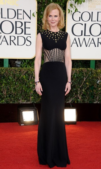 70th Annual Golden Globe Awards..The Beverly Hilton, Beverly Hills, CA..January 13, 2013..Job: 130113A1..(Photo by Axelle Woussen)..Pictured: Nicole Kidman...