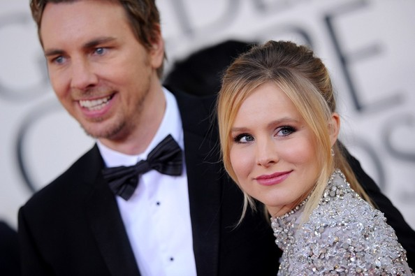 Bauer Griffin Two Weeks Ago Kristen Bell And Dax Shepard Tied The Knot In A Very Small Wedding At Courthouse Beverly Hills