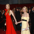 Nicole Kidman and Naomi Watts were each other's dates.