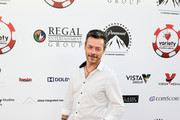 Massi Furlan is seen attending '7th Annual Variety - The Children's Charity Of Southern California Texas Hold 'Em Poker Tournament' in Los Angeles, California.