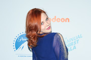 Maitland Ward  is seen arriving at the 9th Annual Thirst Gala at The Beverly Hilton Hotel in Los Angeles, California.