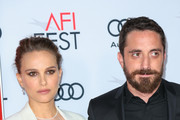 Natalie Portman and Pablo Larrain Photos Photo