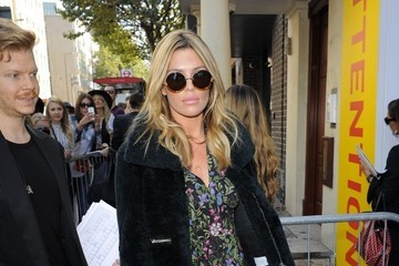 Abbey Clancy Arrivals at Topshop Unique — Part 3