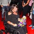 Abby Lee Miller Abby Lee Miller Outside JoJo Siwa's Sweet 16 Birthday Party