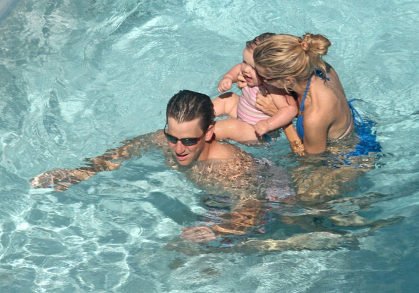 Abby Mcgrew Photos Photos Eli Manning And Family In The