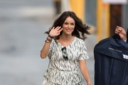 Abigail Spencer Heads to 'Jimmy Kimmel Live!'