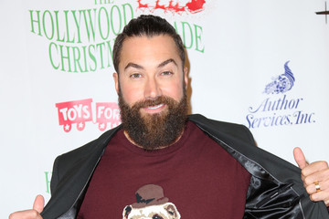Ace Young Celebrities Attend the 84th Annual Hollywood Christmas Parade