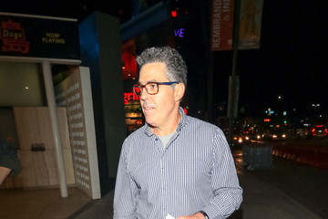 Adam Carolla Adam Carolla Outside Andre The Giant Premiere After Party At Lure Nightclub