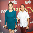 Adele Heather Taylor Los Angeles Premiere Of Epix's 'Pennyworth'