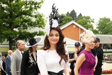 Aishwarya Rai Arrivals at Royal Ascot's Opening Day — Part 5