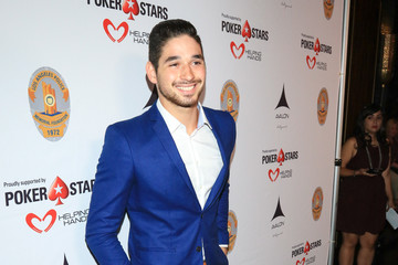 Alan Bersten Heroes for Heroes: Los Angeles Police Memorial Foundation Celebrity Poker Tournament