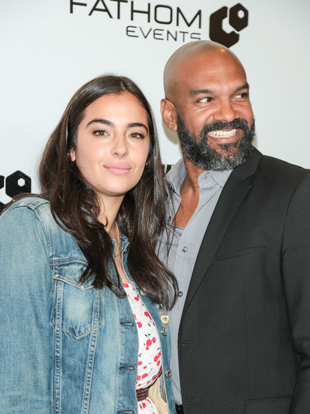 Alanna masterson is dating