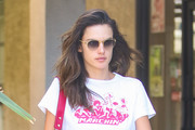 Alessandra Ambrosio Is Seen Out and About