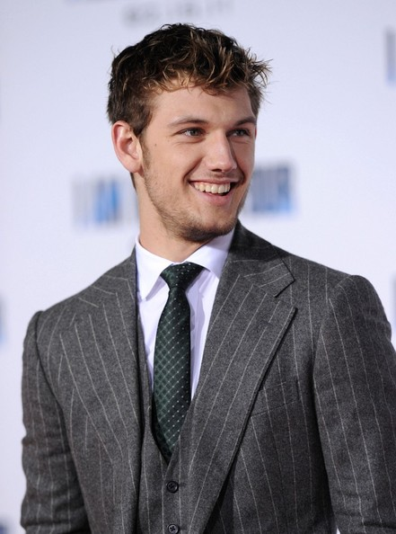 alex pettyfer number four
