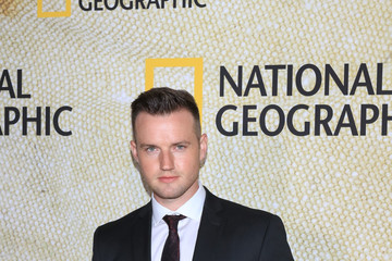 Alex Ross Premiere of National Geographic's 'The Long Road Home'