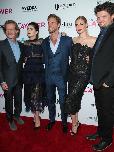 Premiere of DIRECTV and Vertical Entertainment's 'The Layover' - Arrivals