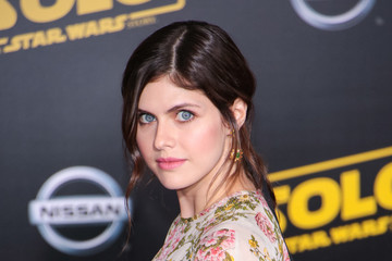 Alexandra Daddario Premiere Of Disney Pictures and Lucasfilm's 'Solo: A Star Wars Story'