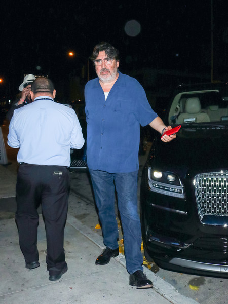 Alfred Molina Seen In Los Angeles - 1 of 7