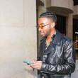 Algee Smith Algee Smith Outside The 'Spider-Man: Far From Home' Premiere