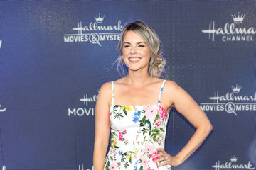 Ali Fedotowsky Hallmark Channel And Hallmark Movies And Mysteries Summer 2019 TCA Press Tour Event - Arrivals