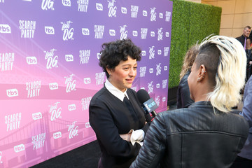 Alia Shawkat For Your Consideration Red Carpet Event For TBS' Hipsters and O.G.'s