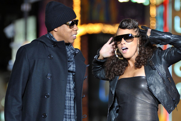 Alicia and jay z film new york video in this photo alicia keys jay z
