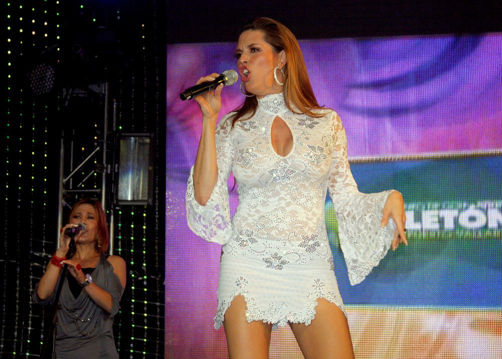 alicia machado, miss universe 1996. - Página 5 Alicia+Machado+2011+Golf+Tournament+Telethon+0rhkkp0EzZSx