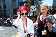 Alison Sudol Arrives at Comic-Con