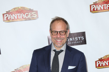 Alton Brown Premiere of 'The Illusionists - Live From Broadway' at the Pantages Theatre