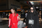 Amelia and Delilah Hamlin Spotted at LAX