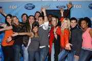 American Idol Top 12 Party.Wolfgang Puck, Pacific Design Center, Los Angeles, CA.March 6, 2008.