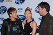Arrivals at the 'American Idol' XIII Finalists Party at the Fig & Olive in West Hollywood.