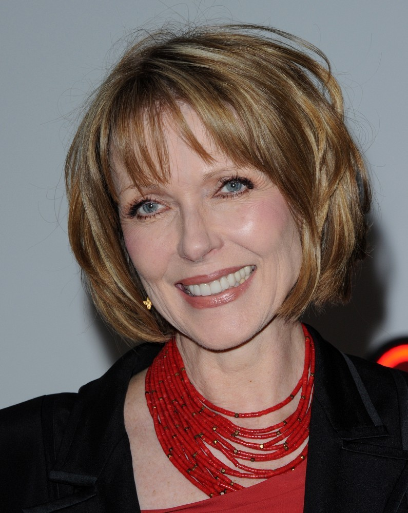 Susan Blakely Photos Photos - The American Red Cross Red